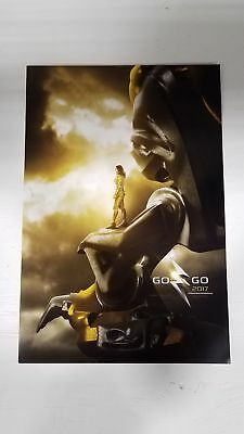 "Power Rangers Go Go Yellow 13"" x 20"" Movie Poster"