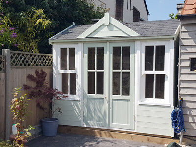 £400 OFF-AUTUMN WINTER DISCOUNT Victorian Cottage Summer House-Garden Office