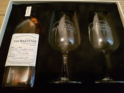 Extremely rare Balvenie 15 Year Old, Craftsman's Reserve No. 1 - The Cooper