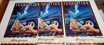 Snap On Collectors Edition 1993 Calendars