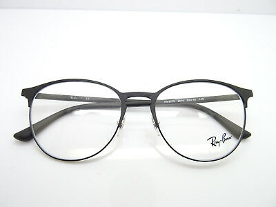 8d12d70510 RAY BAN RB 6375 2944 Black On Matte Black Glasses