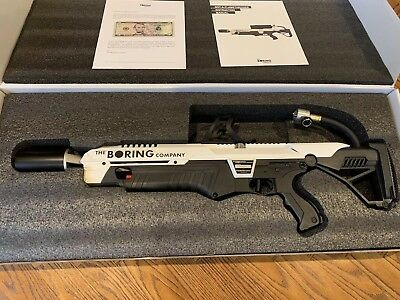 The Boring Company Not-a-Flamethrower - BRAND NEW!