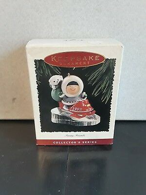 Hallmark frosty friends 1995
