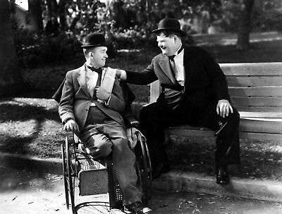Laurel and Hardy Block-Heads 1938 Movie Poster Canvas Art Print Comedy Film