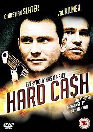 Hard Cash DVD New & Sealed, Free Delivery