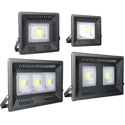 AC 220V Waterproof Indoor Outdoor Wall Garden LED Reflector Light Flood Lamp