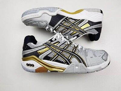 Brand New Asics 'gel Progressive' Squash/badminton Trainers Size 6.5Uk