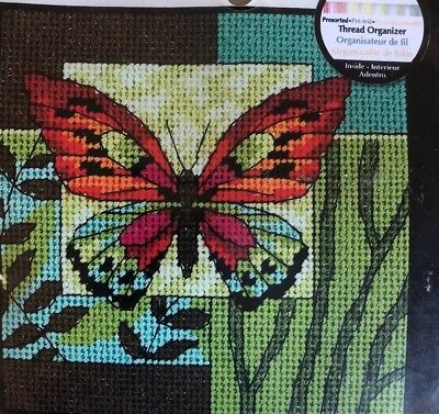 Dimensions -Mini - Needlepoint Kit - Butterfly Impression - D07222