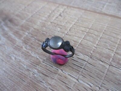 Great Ancient ring with stones. Kievan Rus.