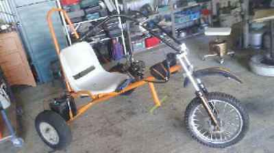 110cc TRIKE - Unfinished Project - 95% Complete