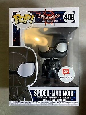 Spider-Man Noir / Marvel Spiderman / Funko Pop! | Walgreens Exclusive