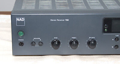 NAD 705 Stereo Receiver