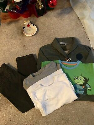 Boys clothes bundle 6-7 years - 5 Items Including M&S