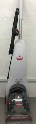 Bissell Wash Upright Carpet Cleaner Fully Working