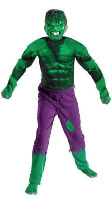 Disguise Marvel Hulk Classic Boys Costume, Large/10-12