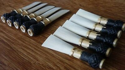10 high quality bassoon reed blanks from K.Ge  cane  Fox2 /dukov_reeds KGeF2/