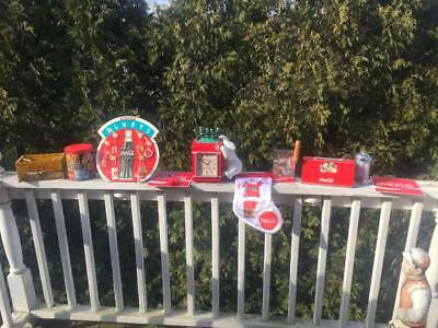 Large Lot of Coca-Cola Collectibles
