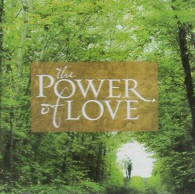 The Power Of Love Anything For you CD 18 Hits Time Life New Sealed US Shipper