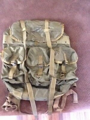Us Army Military Combat Backpack
