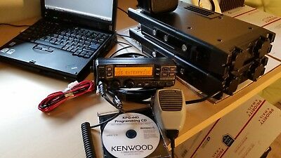 Kenwood TK-690H K3 110W 6Meter 40-50Mhz Ham Band 160Channel w Remote Complete!