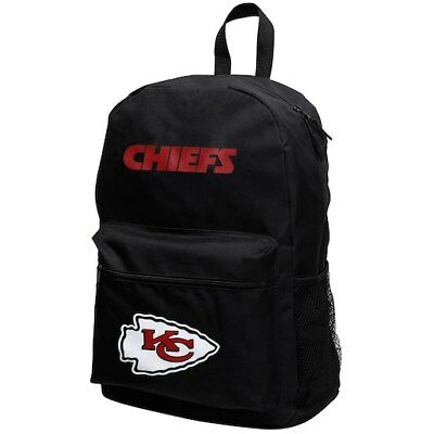 **KANSAS CITY CHIEFS Full Size Adjustable BACKPACK #7 - New w/ Tags**