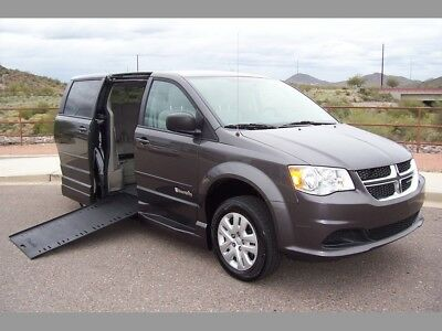 2016 Dodge Grand Caravan SE Wheelchair Handicap Mobility Van 2016 Dodge Grand Caravan SE Wheelchair Handicap Mobility Van Low Miles