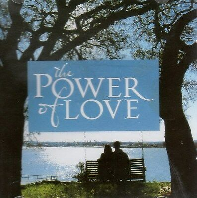 The Power Of Love How Much I Feel CD 18 Hits Time Life New Sealed US Shipper