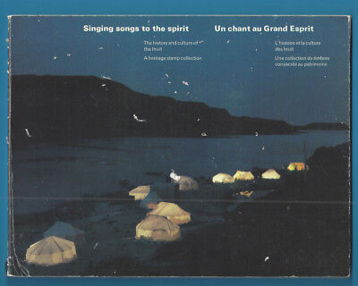 Canada 1980 Singing Songs To The Spirit Thematic Collection # 15