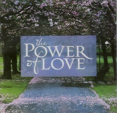 The Power Of Love To Love Somebody CD 18 Hits Time Life New Sealed US Shipper