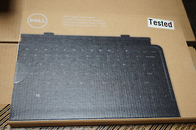 NEW Dell Slim Tablet Keyboard K11A Venue 11 Pro 5130 7130 Latitude 11 5175 MDKRK