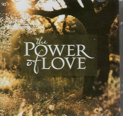 The Power Of Love Truly CD 18 Hits Time Life New & Sealed US Shipper