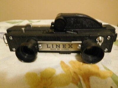 Linex Lionel Stereo Camera And Viewer