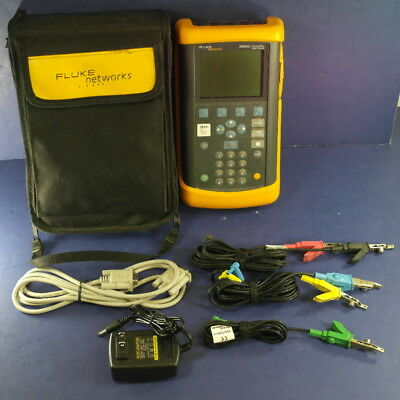 Fluke Networks 990DSL CopperPro Broadband Cable Loop Tester, Good