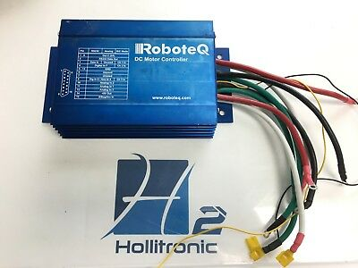 Roboteq DC Motor Controller (RS232) *USED*
