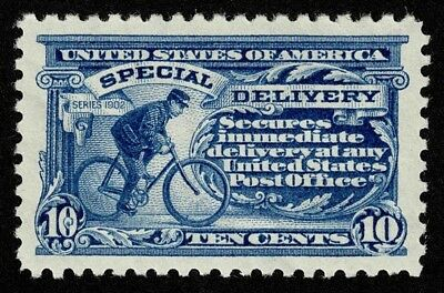 Scott#E9a 10c Special Delivery Mint H Skipped OG Well Centered