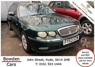 Rover 75 Tourer 2.0 CDT Club 5dr