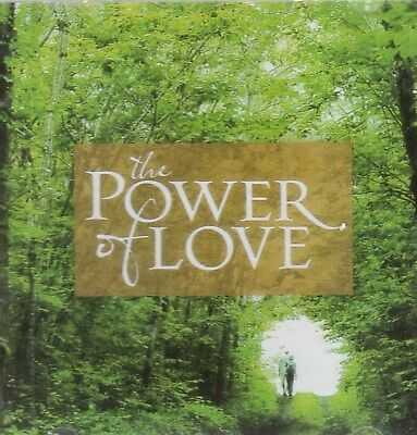 The Power Of Love You're the Inspiration CD 18 Hits Time Life New & Sealed