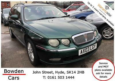 Rover 75 Tourer 1.8 T Club SE 5dr