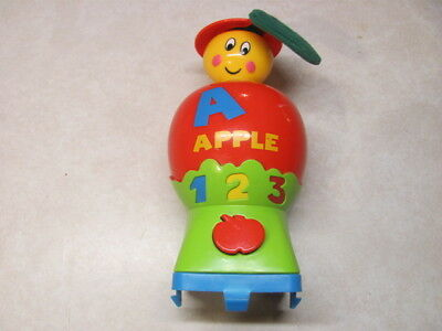 Evenflo Smart Steps ABC/123 Exersaucer Pop Up Apple Talking Toy Replacement Part