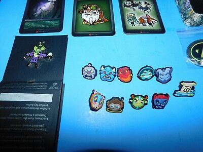 Dota 2 Ti Attendee Pins Assorted Lot Roshan Mega Tournament Exclusive Rare Lot