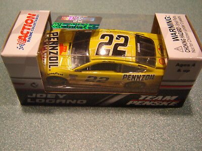 Joey Logano  Pennzoil Ford Fusion  Action Nascar In Stock