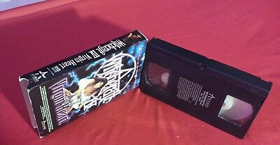 Vhs Movies Witchcraft  4 Iv. Virgin Heart 1992 Rare Like New.
