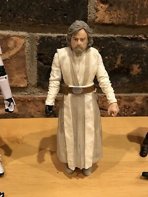 "Star Wars Hasbro Black Series 6"" inch Luke Skywalker Loose"