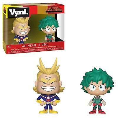 Funko My Hero Academia Vynl All Might And Deku Figure Set NEW 33429 IN STOCK