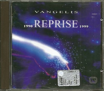 VANGELIS - Reprise 1990-1999 Best (17 Tracks) CD New