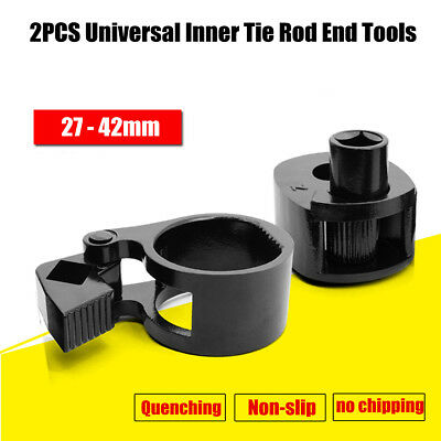 "Universal 1/2"" Socket Square Drive Tie Rod Wrench Tool 27mm-42mm 33mm-42mm"