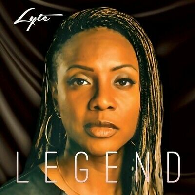 MC Lyte Legend RSD exclusive limited YELLOW vinyl LP  NEW/SEALED