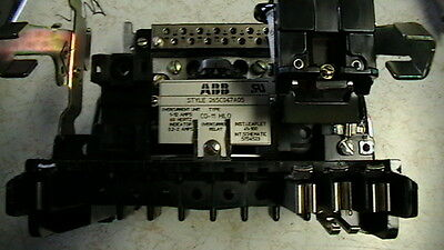 Abb Overcurrent Relay  265C047A05