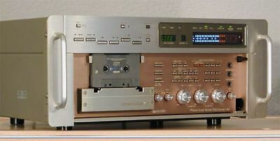 Phase Linear 7000 (Pioneer CT-A1) Cassette Deck (era of Nakamichi Dragon)