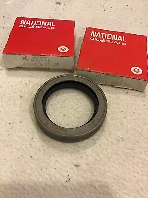 Lot of 2 National Oil Seal 450071 sz 1.875 X 2.623 X .500 Seals Federal Mogul